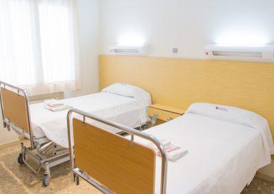 Habitaciones Hospital Mare de Déu de la Mercè