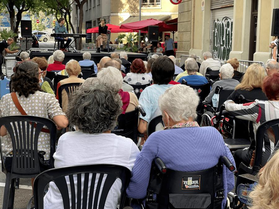 Concert a la residencia Bertran i Oriola